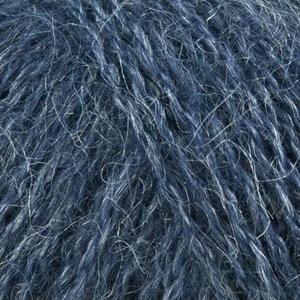 Alpaca+Merino+Nettles Jeansblå