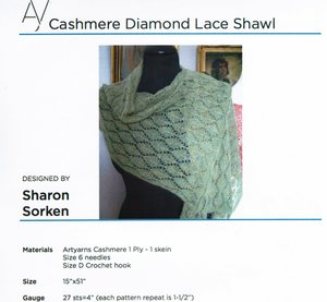 Cashmere Lace Collection