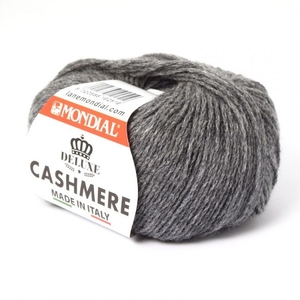 Casmere - Grå