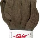 Gästrike 2 trådig ull mörkbrun