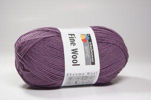 fine wool lila
