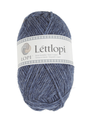 Léttlopi Fjord blue