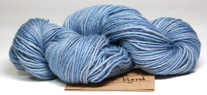 Manos Silk Blend Blue Fox