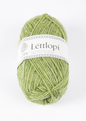 Léttlopi Spring green heather