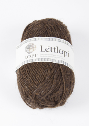 Léttlopi Chocolate heather
