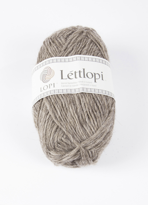 Léttlopi Oatmeal heather