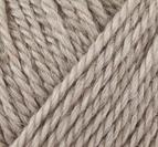 No. 4 Organic Wool + Nettles Ljus Beige