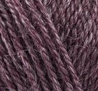 No. 4 Organic Wool + Nettles Plommon