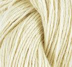 Llama Silk naturvit