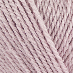 No. 4 Organic Wool + Nettles Ljus Rosa