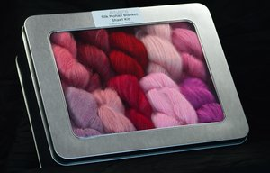Mohair Blanket Shawl Kit