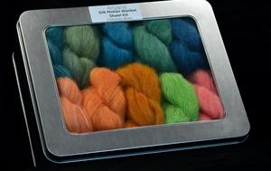 Mohair Blanket Shawl Kit