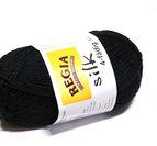 silk svart