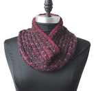 Duets cowl/scarf Crushed Velvet