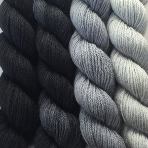 Merino Cloud Gradients Black
